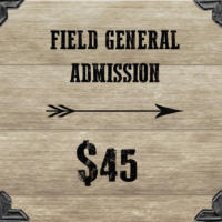 Field General Admission tickets