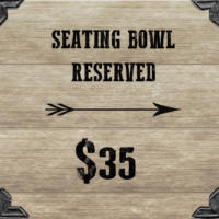 Seating Bowl Reserved